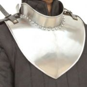 Gorget With Standing Collar